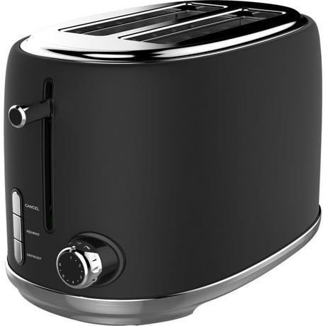 Image of KY865BLACK 2 Slice Toaster - Black