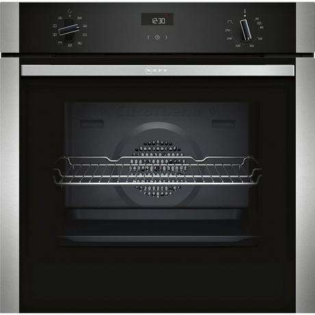 Neff N50 B1ACE4HN0B Built-In Single Electric Oven