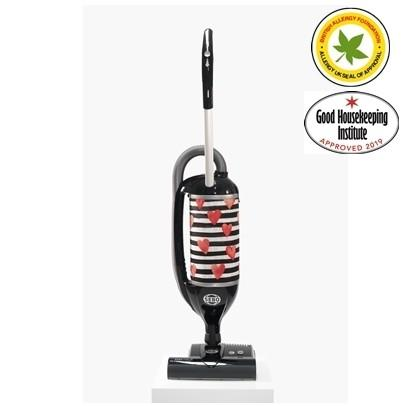Sebo FELIX ePower Upright Vacuum Cleaner - Heart