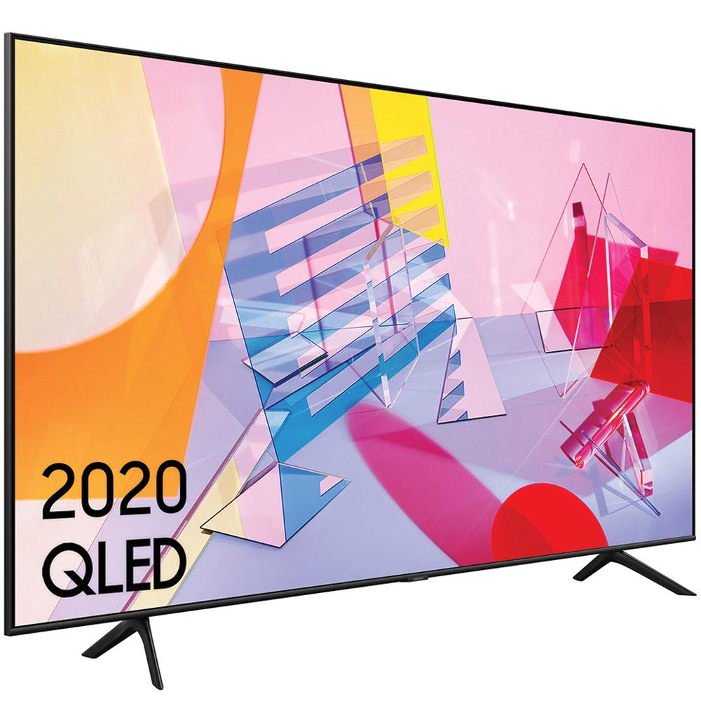 Samsung QE43Q60T (2020) 43 inch QLED 4K HDR Smart TV with Tizen OS