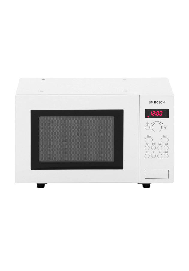 Bosch HMT75M421B 17L 800W Compact Freestanding  Microwave Oven