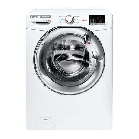 Hoover H3D4965DCE 9Kg Wash 6Kg Dry 1500 Spin Washer Dryer - White