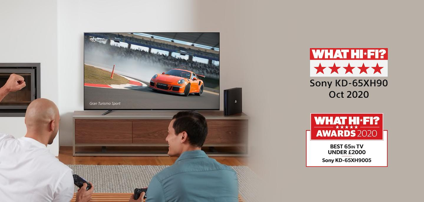 Sony XH9005 4K HDR LED TV | VRR Explained