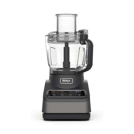 Ninja BN650UK Food Processor with Auto-iQ | Silver