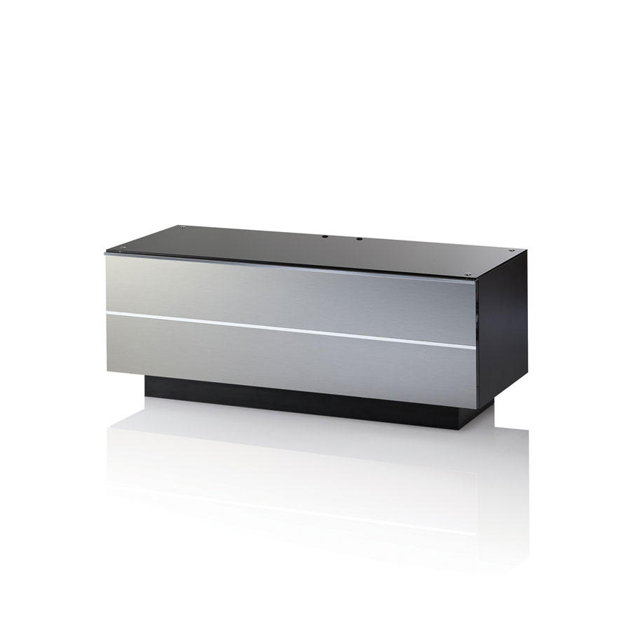 UKCF GS110 ULTIMATE 1100MM INOX TV STAND