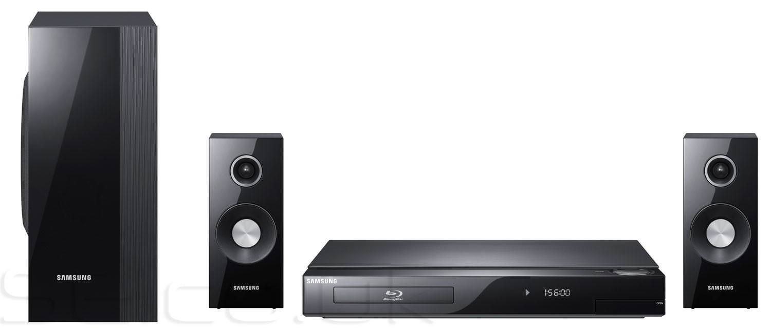 Samsung HT-C5800 2.1 3D BLU RAY HOME CINEMA SYSTEM