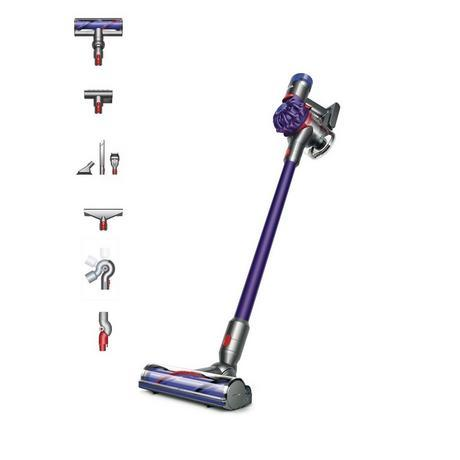 Image of V7 Animal Extra Cordless Vacuum Cleaner | 30 Minute Run Time | Purple