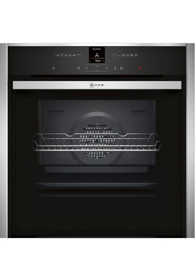 Neff B57CR22N0B Slide & Hide Built-In Single Oven