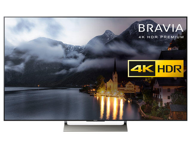 "Sony BRAVIA KD75XE9005 75"" 4K HDR LED TV"