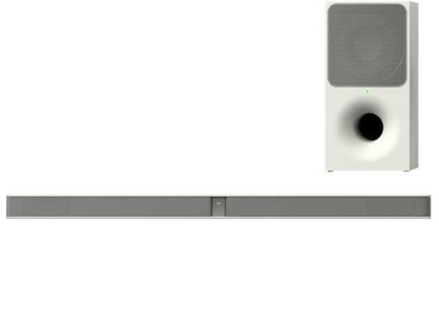 Sony HT-CT291 Sound Bar 2.1 300w Bluetooth