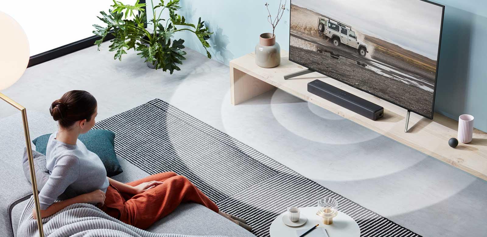 Sony HTSF200 2018 Soundbar Breaks Cover