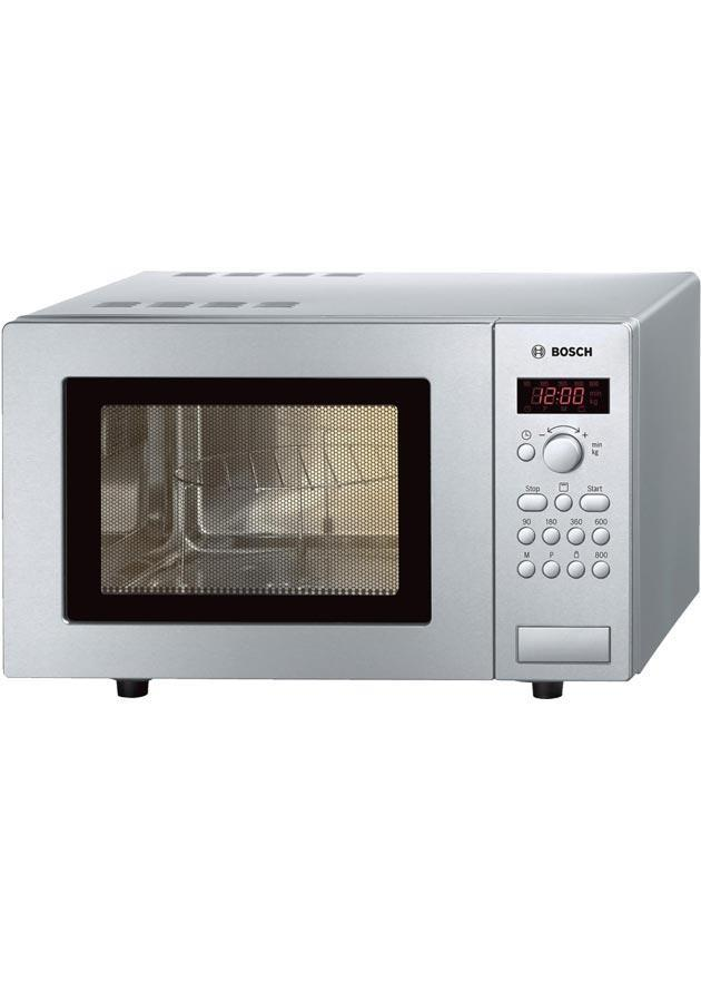 Bosch Serie 4 HMT75G451B 17L 800W Microwave Oven and Grill