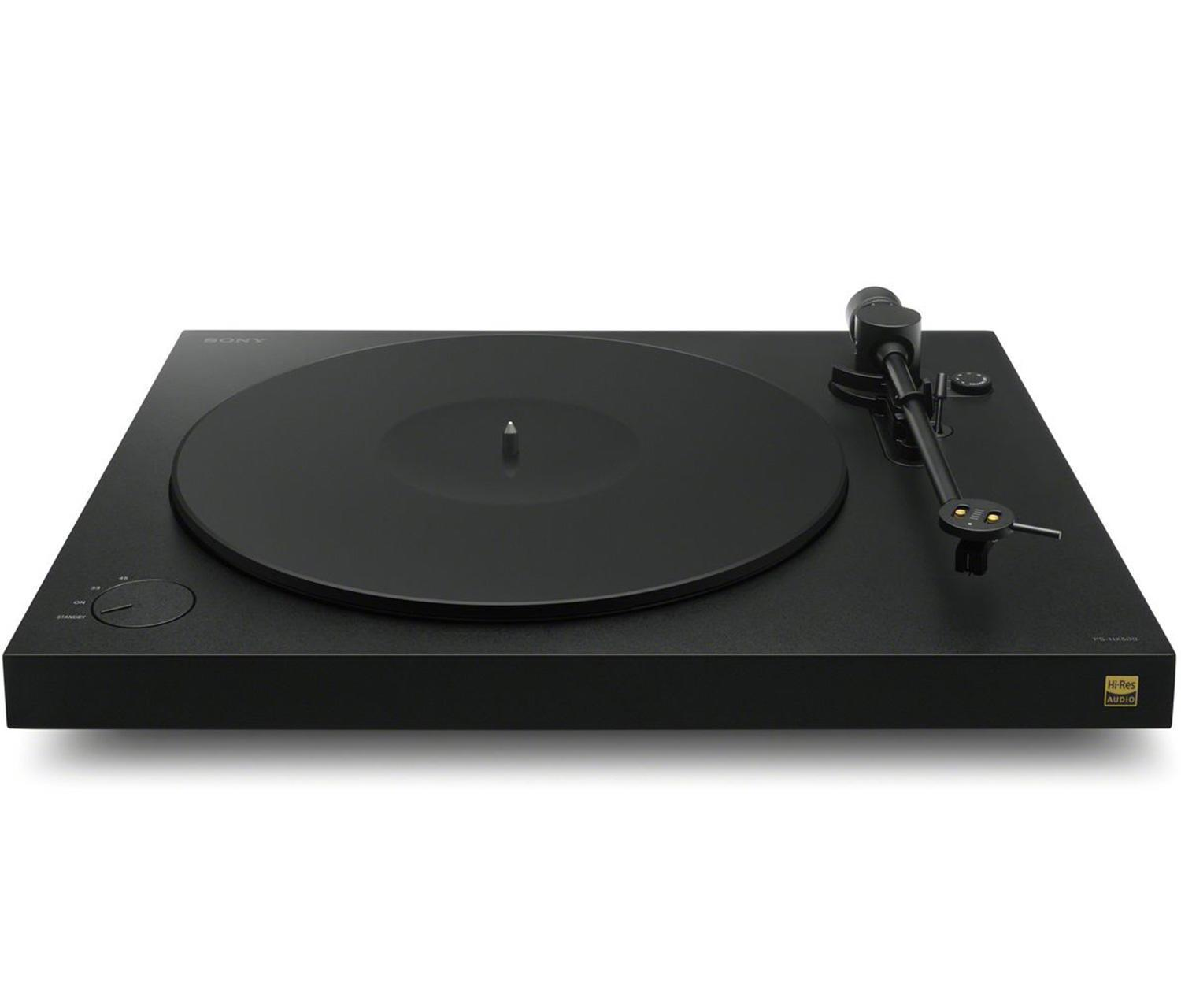 Sony PS-HX500 Turntable with High Resolution Recording