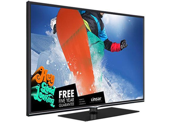 Linsar 49HDR510 49 inch 4K UHD HDR LED Smart TV