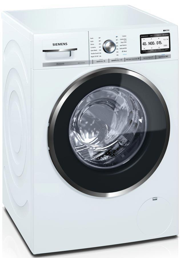 Siemens iQ700 WM14YH79GB 9Kg 1400 Spin Washing Machine