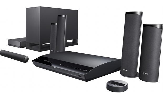 Sony BDV-E780W Blu-ray / DVD 5.1ch Home Cinema System