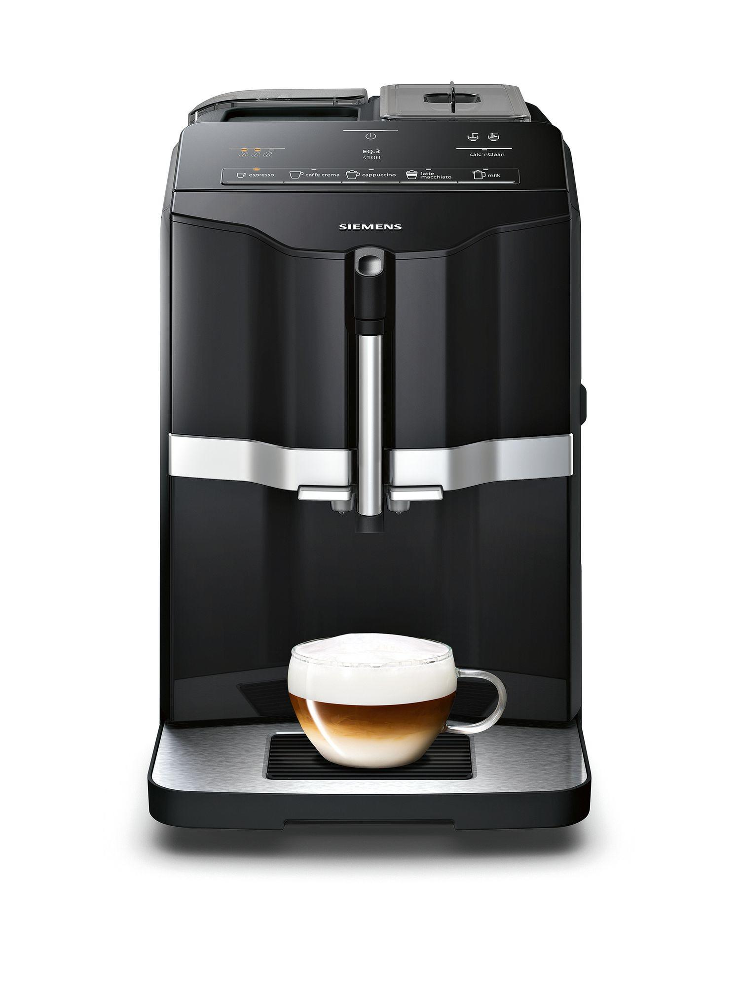 Image of TI301209RW EQ.3 s100 Fully Automatic Coffee Machine