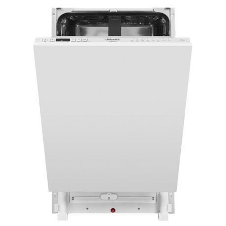 Image of HSICIH4798BI Integrated Slimline Dishwasher - Stainless Steel