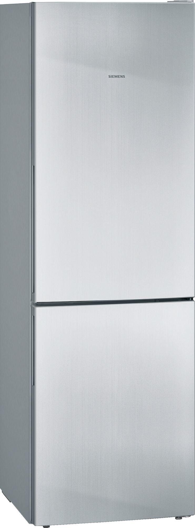 Image of iQ300 KG36VVIEA 60cm 307 Litre Low Frost Fridge Freezer | Silver Innox