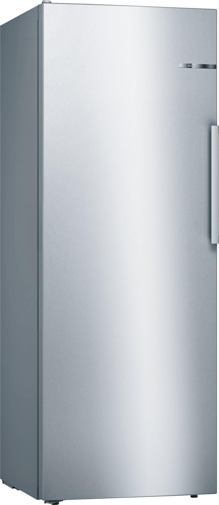 Image of Serie 2 KSV29VLEP 60cm 290 Litre Single Door Fridge | Silver Innox