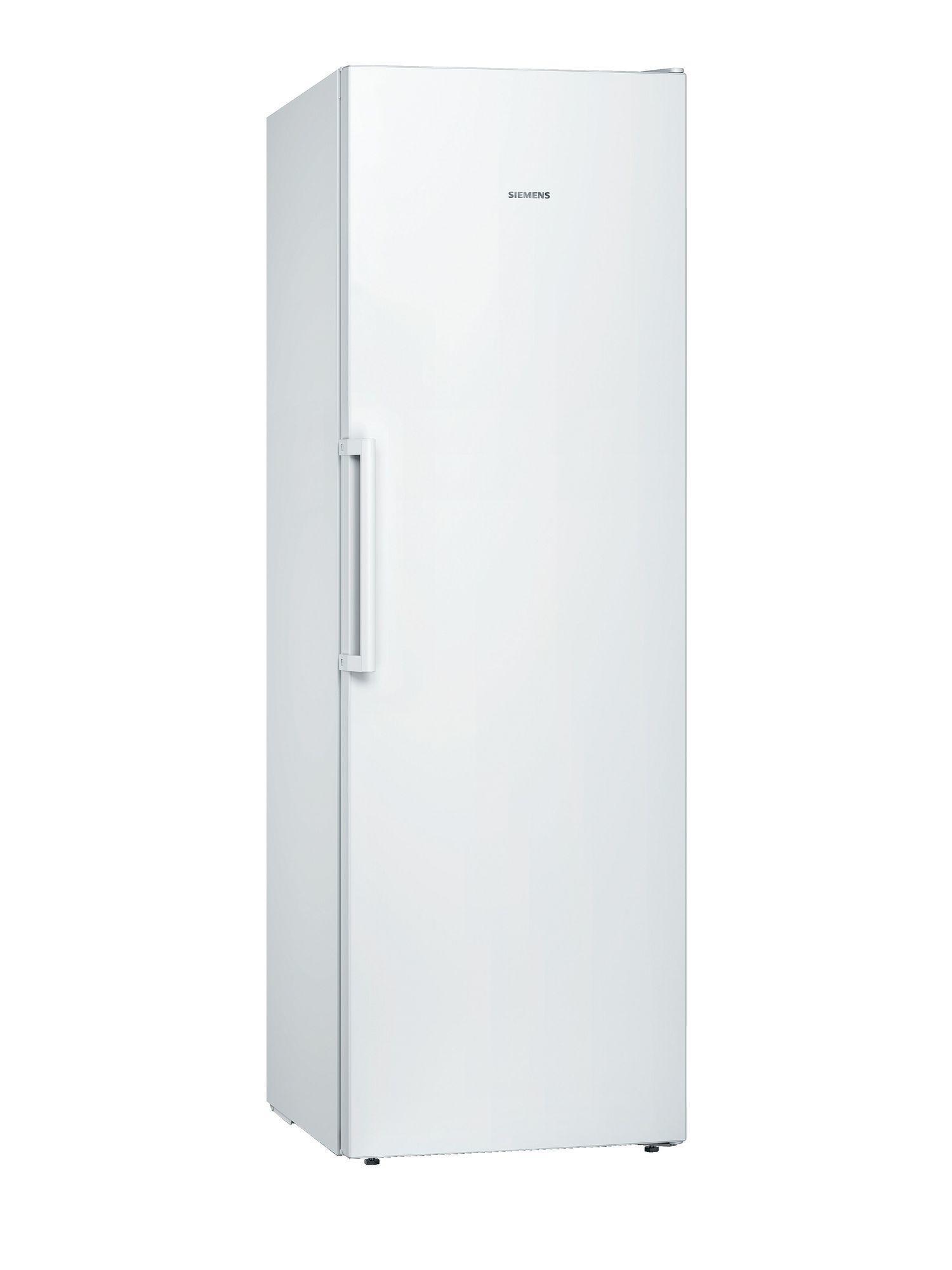 Image of iQ300 GS36NVWFV 242 Litre 60cm Single Door Freezer | White