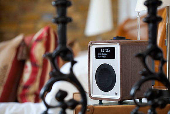 Ruark Audio R1 MK3 DAB Bluetooth Digital Radio Walnut