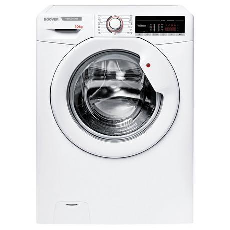 Image of H3W4105TE 10kg 1400 Spin Washing Machine - White