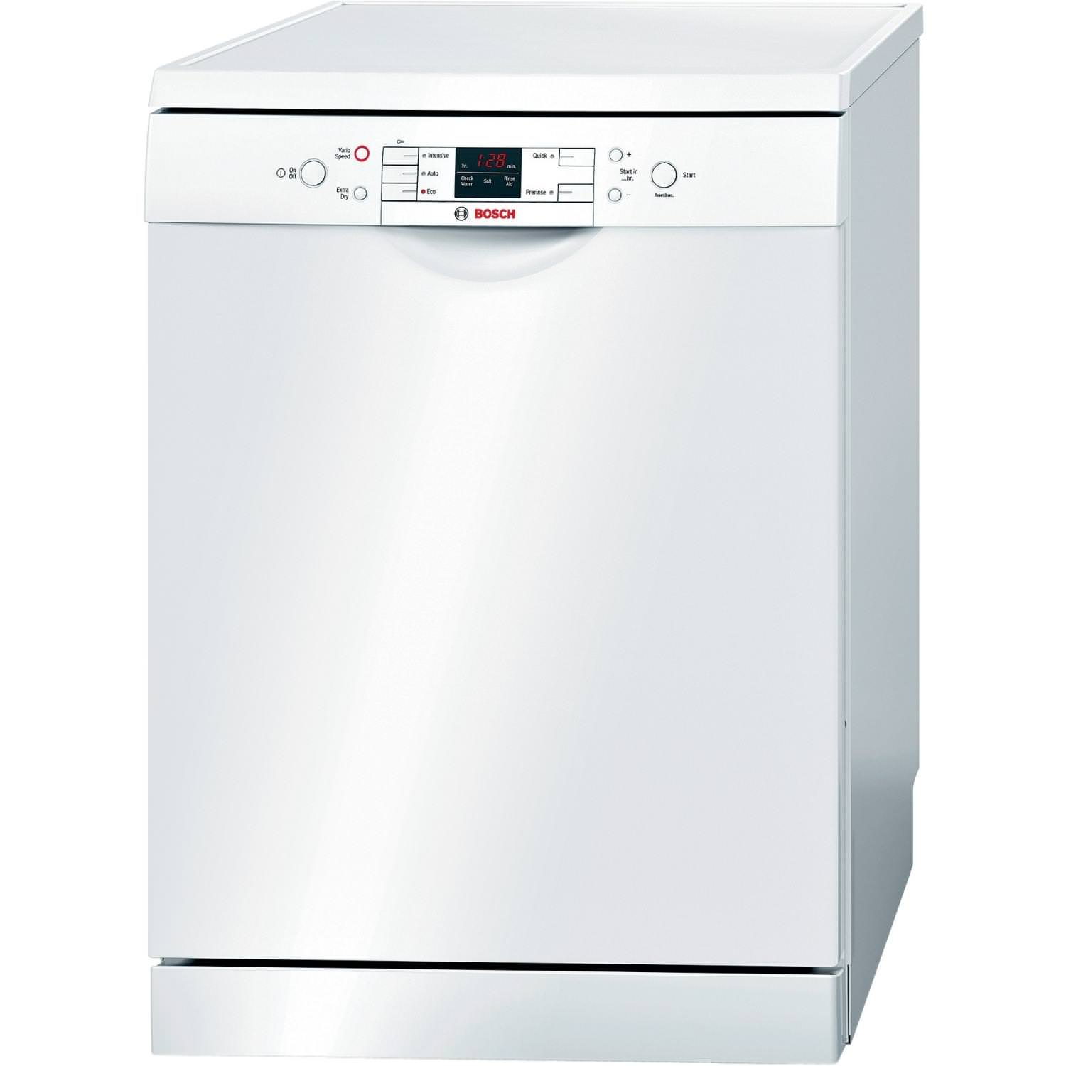 Bosch SMS58M32GB 60cm Freestanding Dishwasher