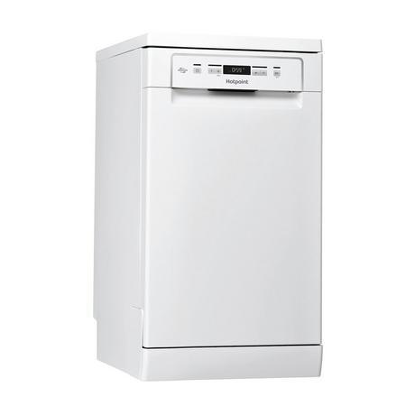 Image of HSFCIH4798FS Slimline Dishwasher - White