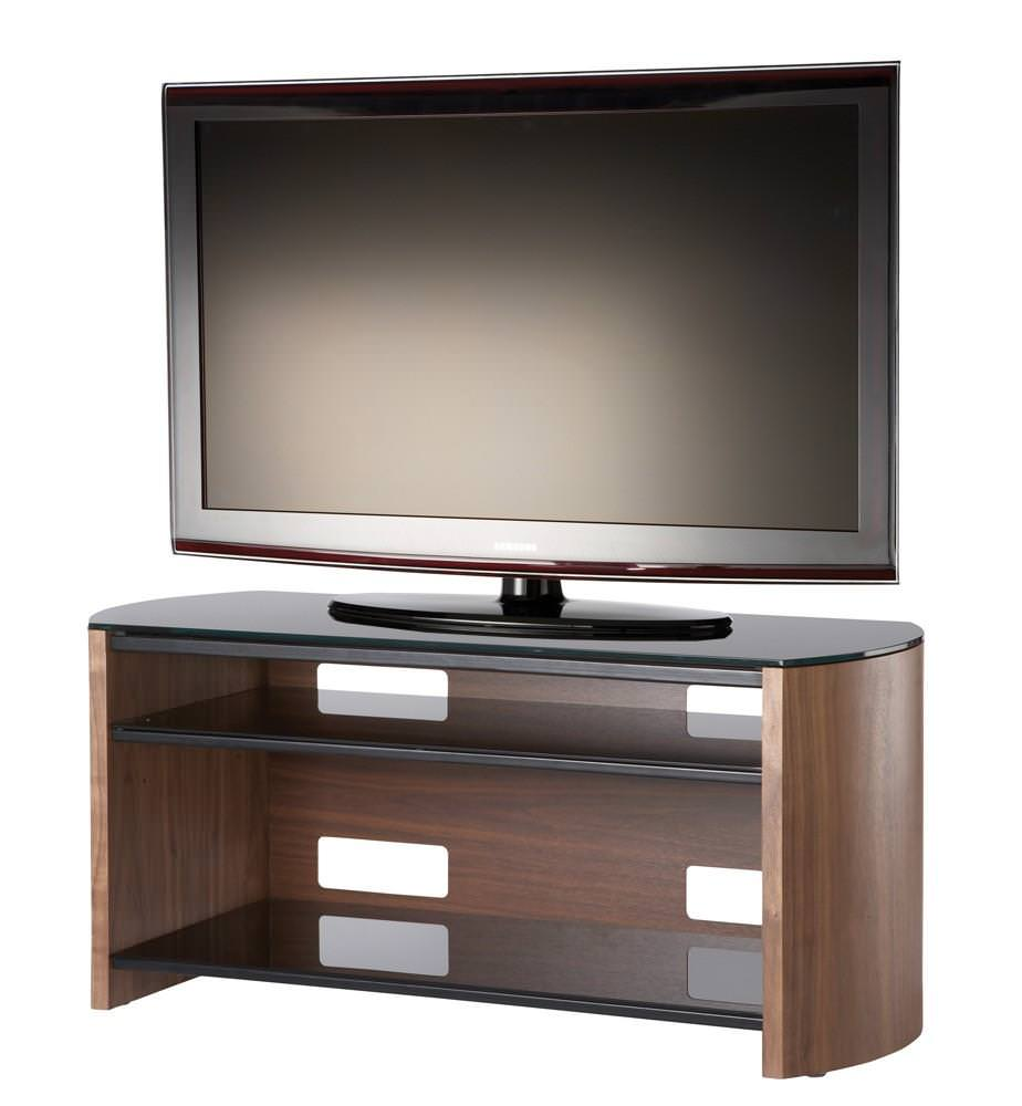 FW1100W WALNUT FINEWOODS  TV STAND