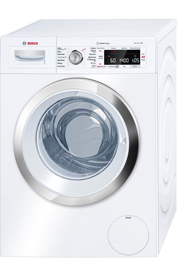 Bosch Serie 8 WAW28750GB 9Kg 1400 Spin Washing Machine