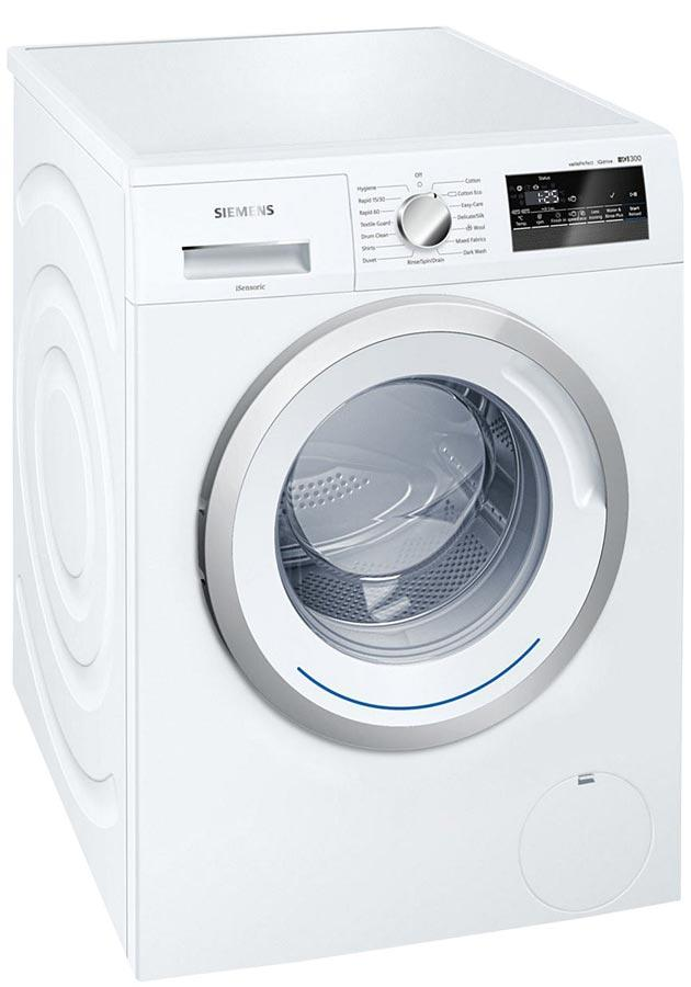 Siemens iQ300 WM12N200GB 8Kg 1200 Spin Washing Machine