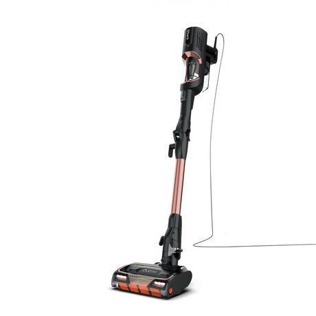Image of HZ500UKT Anti Hair Wrap Corded Stick Vacuum Cleaner | Rose Gold