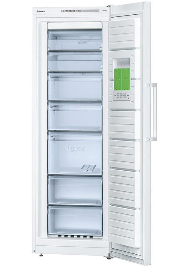Bosch Serie 4 GSN33VW30G 220 Litre Single Door Freezer