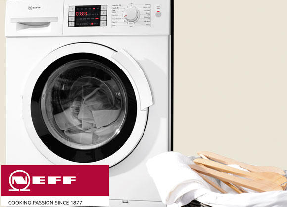 Neff V6320X1GB 7Kg 1400 Spin Integrated Washer Dryer