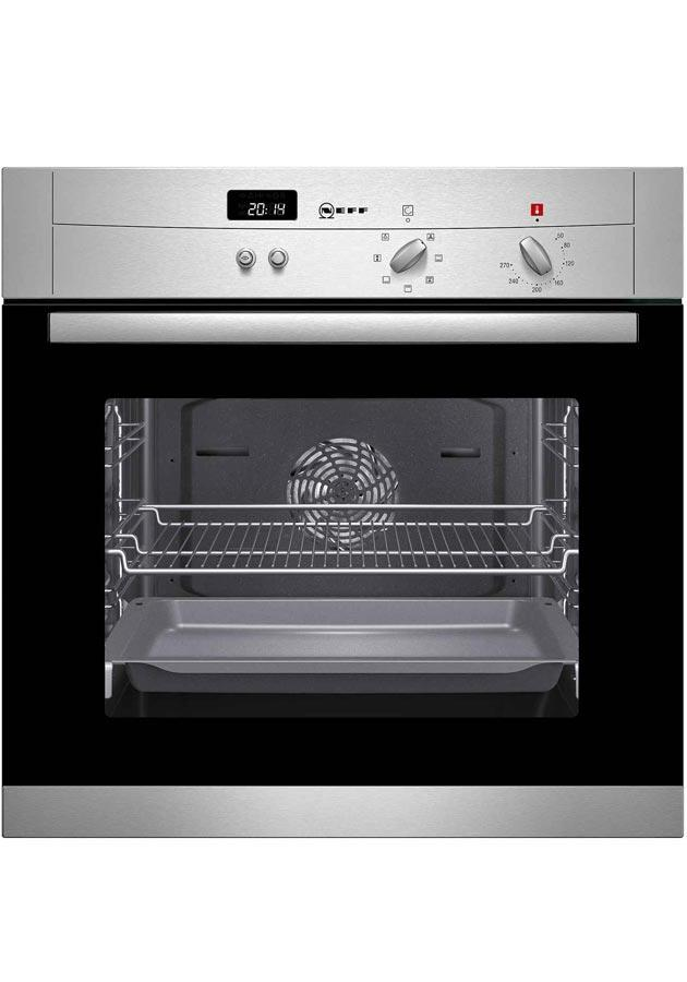 Neff b12s53n3gb b12s53n3gb electric oven - Neff single oven with grill ...