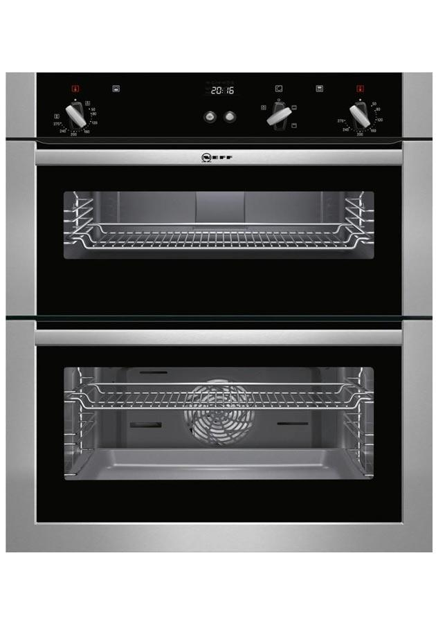 Neff U17S32N5GB Built Under Electric Double Oven