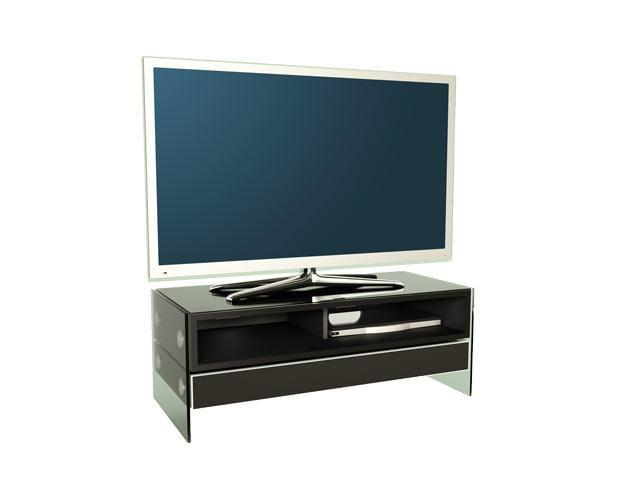 Alphason EVT1000 EVENT BLACK TV SOUND STAND