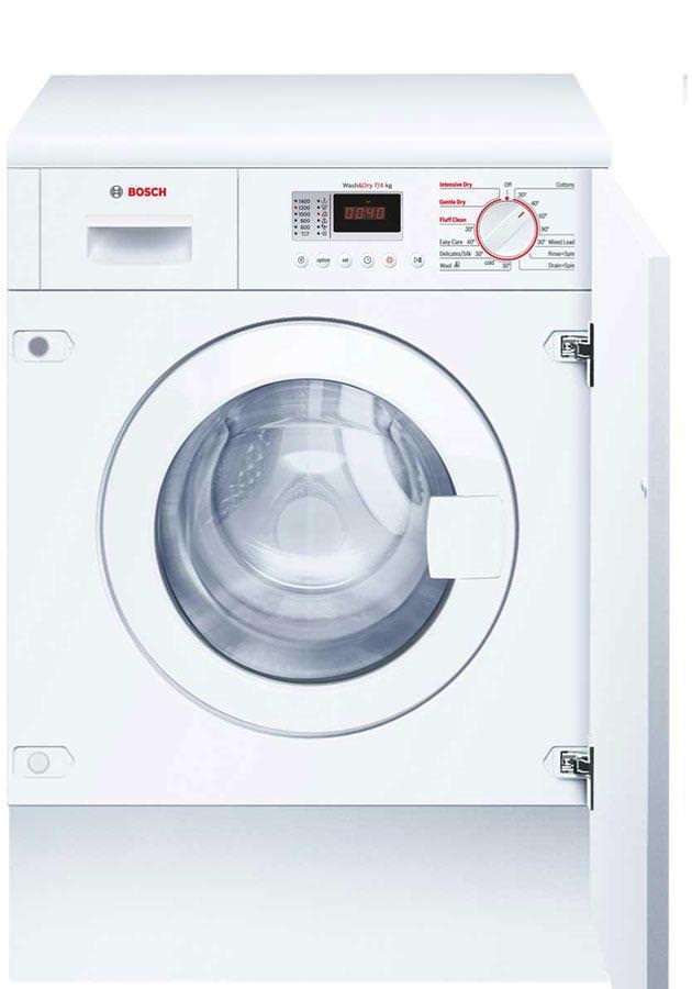 Bosch Serie 4 WKD28351GB 7Kg / 4Kg 1400 Spin Integrated Washer Dryer