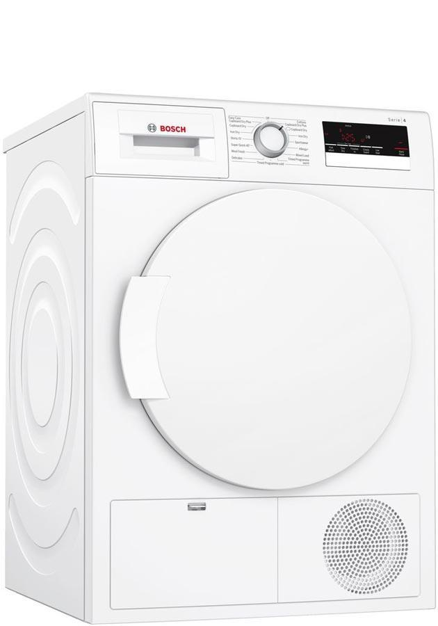 Bosch Serie 4 WTN83200GB 8Kg Condenser Tumble Dryer