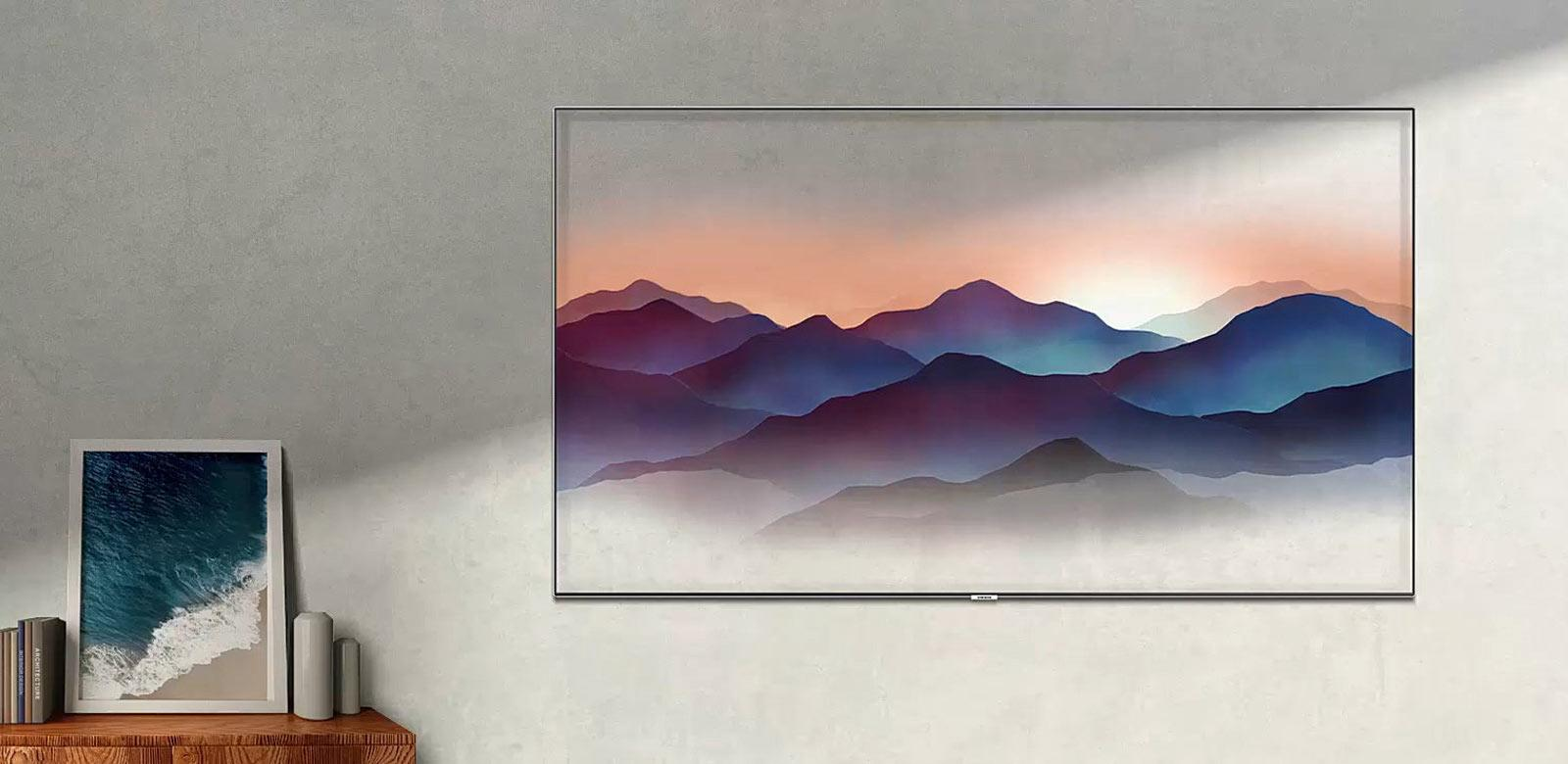 What is Samsung QLED Ambient Mode?