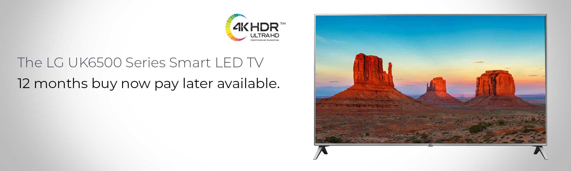 LG 86UK6500 86 inch IPS 4K UHD HDR TV