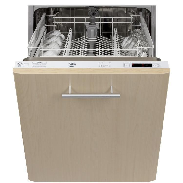 Beko DIN14C10 60cm Integrated Dishwasher