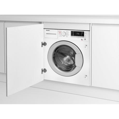 Blomberg LRI285411 Integrated 8kg 1400 Spin Washer Dryer