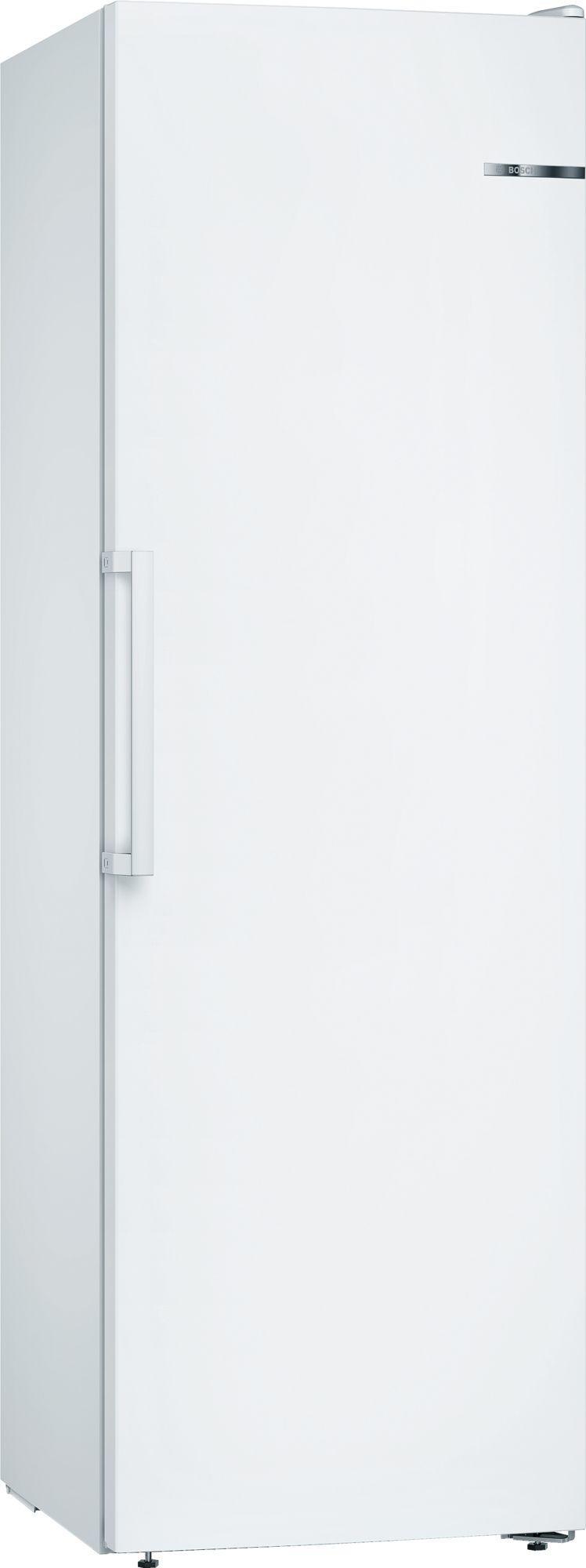 Image of Serie 4 GSN36VWFPG 60cm 242 Litre Frost Free Tall Single Door Freezer | White