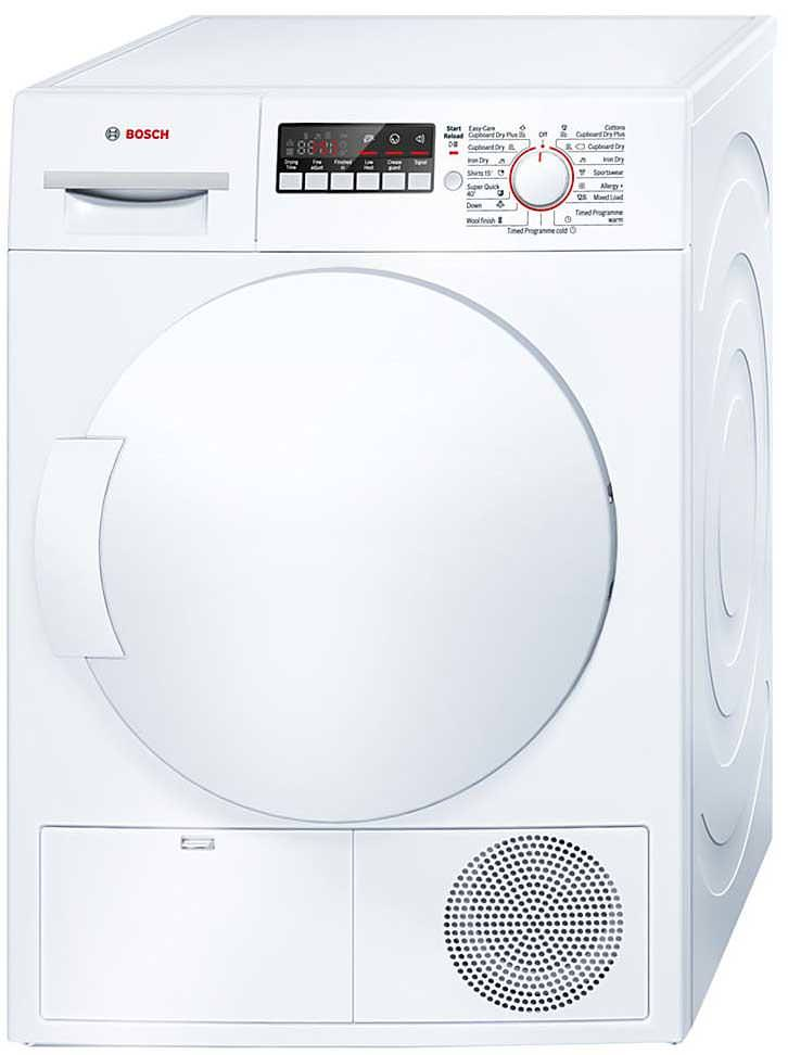 Bosch WTB84200GB 8Kg Condenser Tumble Dryer