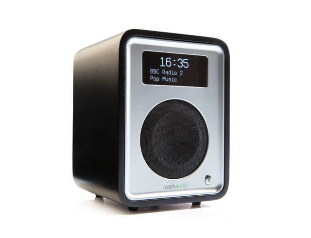 Ruark Audio R1 MK3 DAB Bluetooth Digital Radio Black