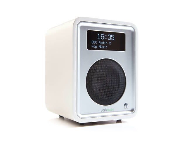 Ruark Audio R1 MK3 DAB Bluetooth Digital Radio White