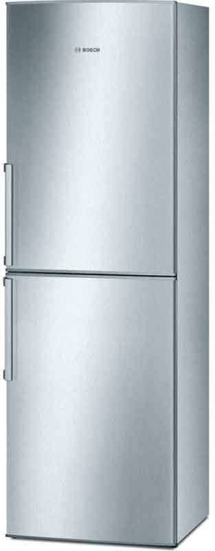 Bosch ​KGN34VL20G 277 Litre No Frost Fridge Freezer