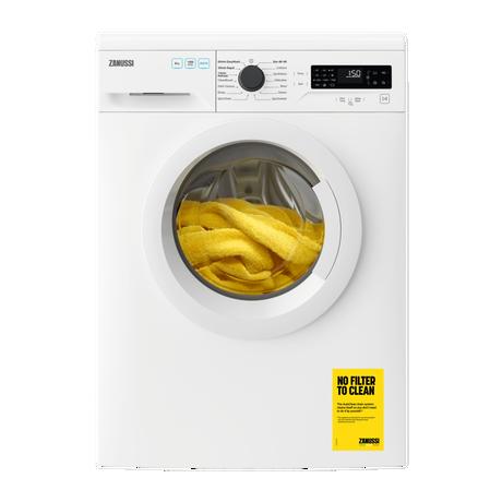 Image of ZWF845B4PW 8kg 1400 Spin Washing Machine   White